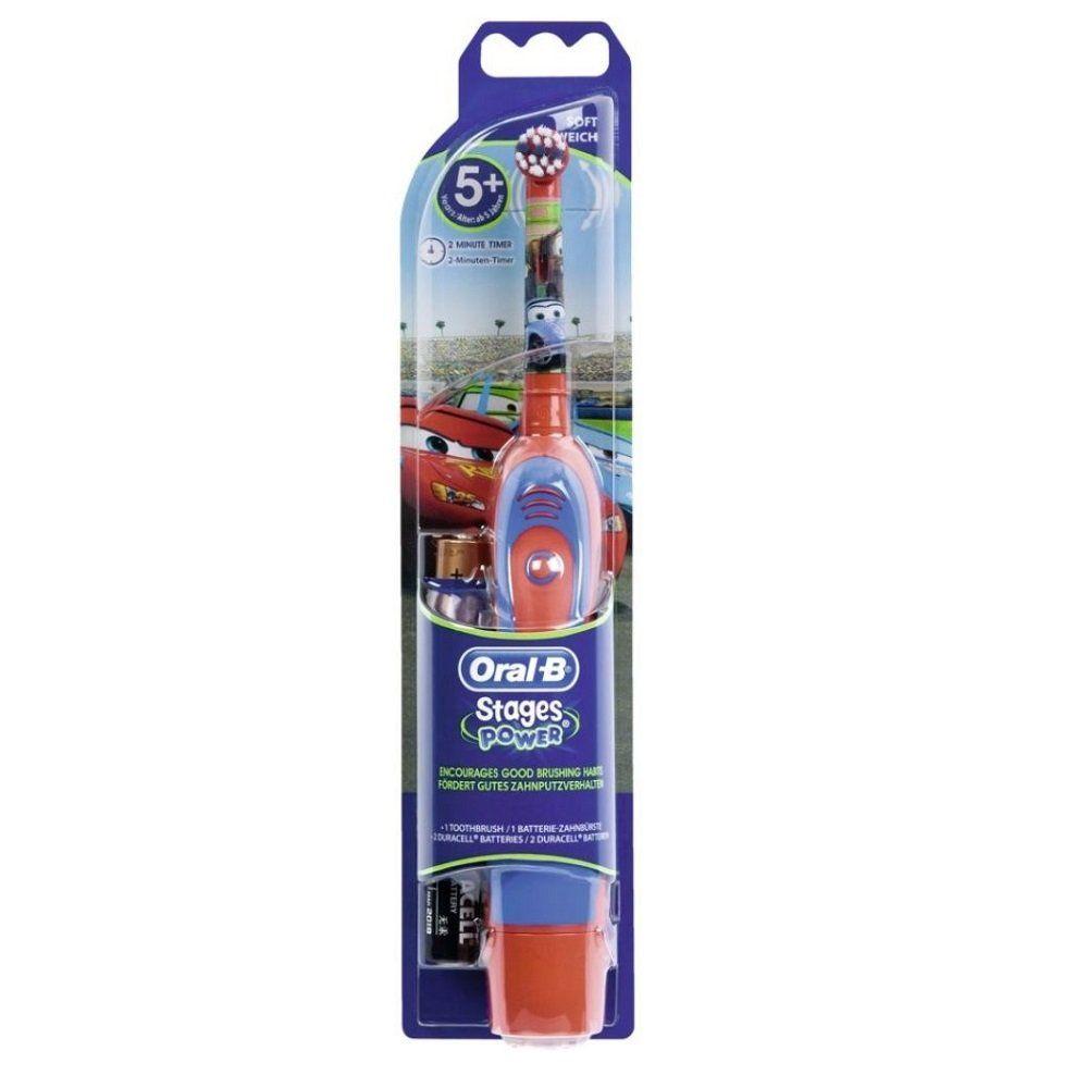 Зубна щітка Oral-B Braun DB 4010 Stages Power Тачки ціна dbb887b751fb0