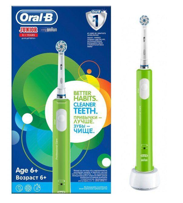 Зубна щітка Oral-B Braun D 16.513 Junior Sensi Ultrathin e1f7f43967c75