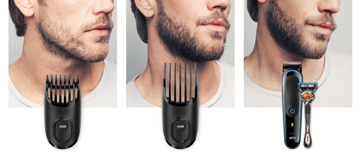 как правильно смазывать триммер для бороды