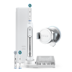 Зубная щетка Oral-B Genius 8000 White D 701.535.5XC