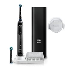 Зубна щітка Oral-B Genius 10000 Midnight black D701.525.6XC